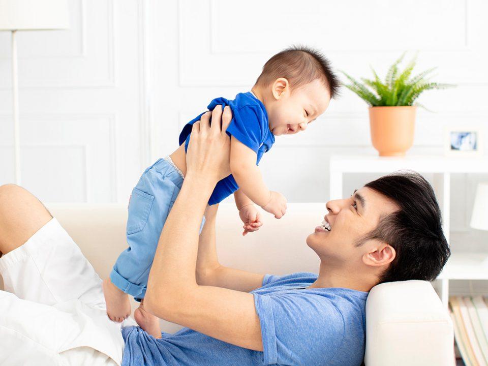 Menjadi ayah yang baik