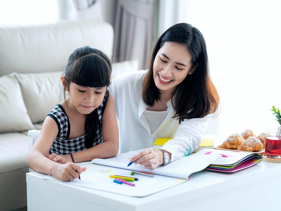 Tips anak semangat belajar