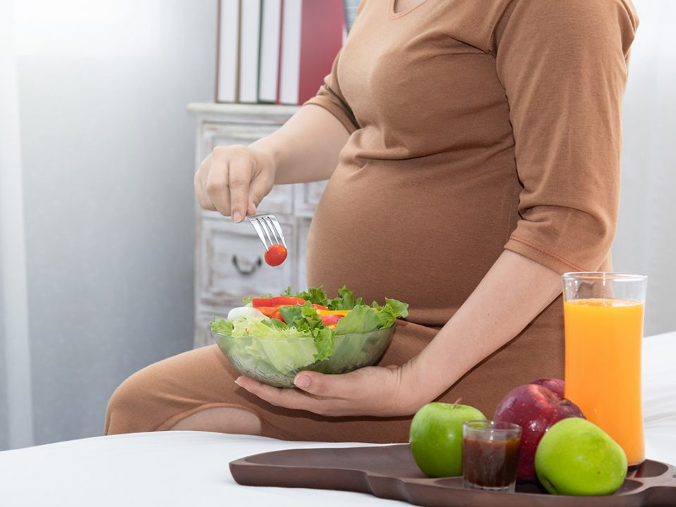 Camilan ibu hamil
