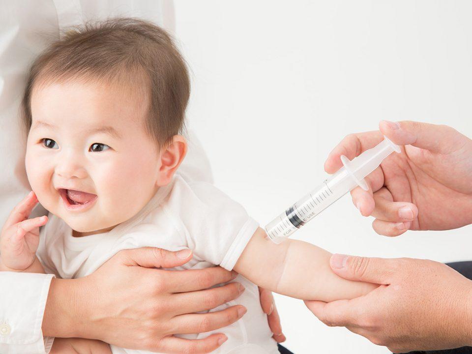 Jadwal imunisasi bayi
