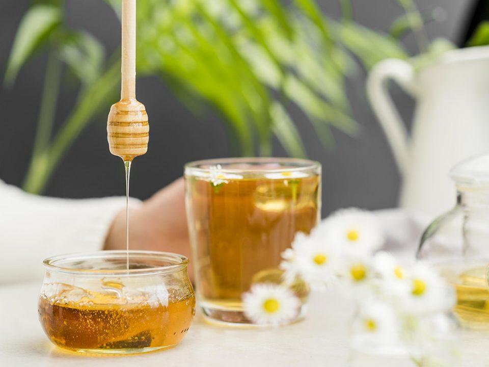 Manfaat masker madu