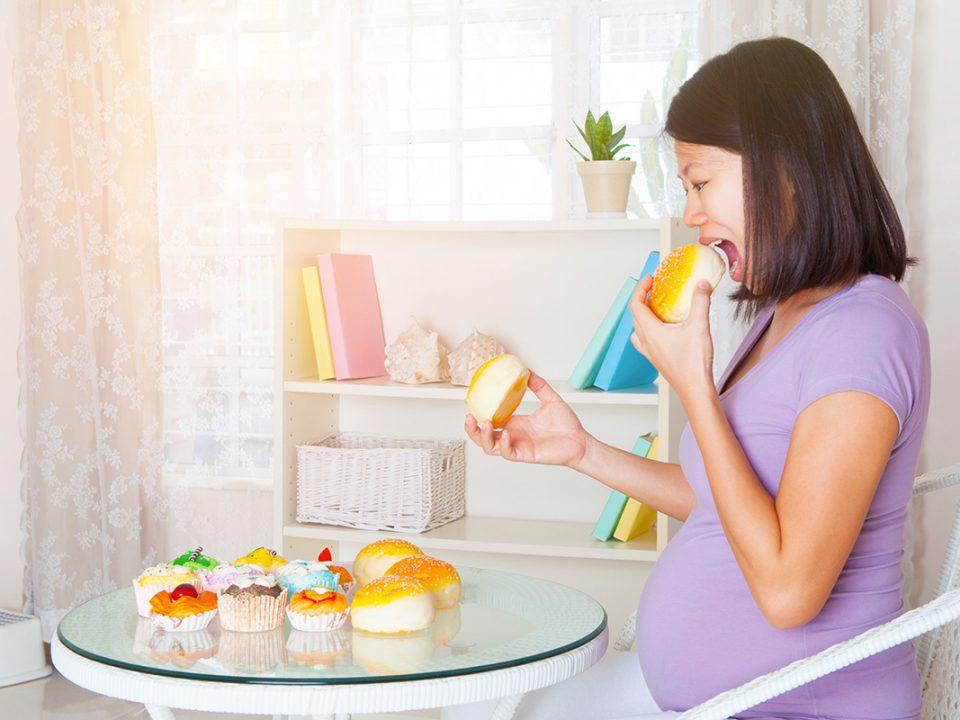 ibu hamil ngidam