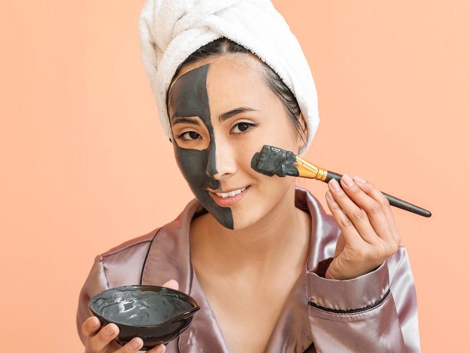 manfaat clay mask