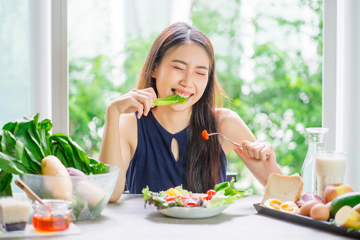 Penyebab gemuk asal mengonsumsi makanan diet