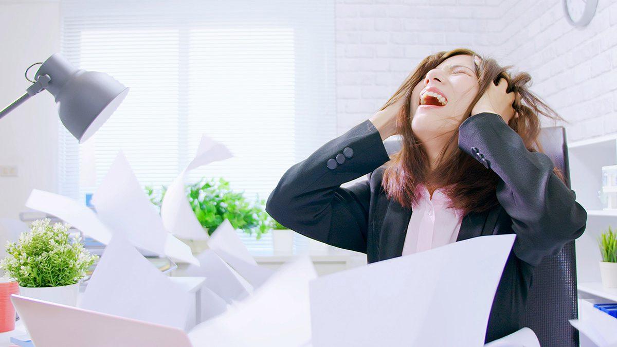 Tanda Stres