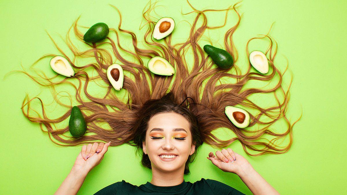 Makanan Untuk Rambut