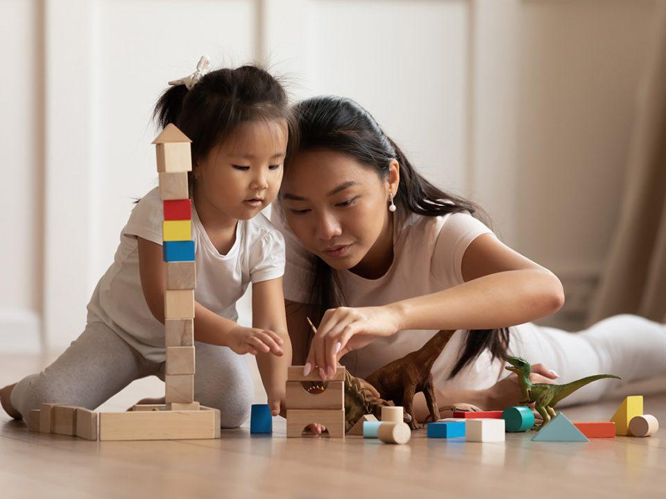 Permainan Montessori
