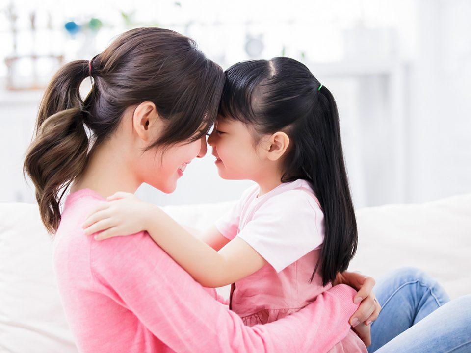 Bahasa Cinta Anak