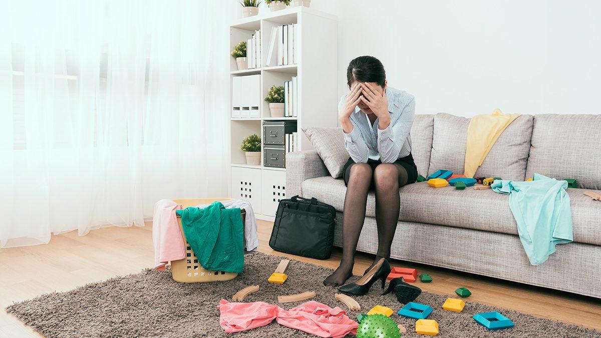Parental Burnout