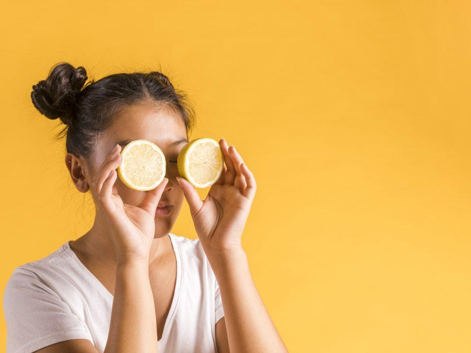 manfaat lemon untuk wajah