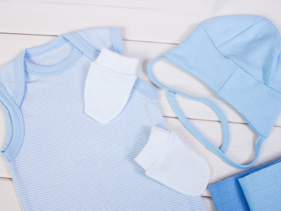 Baju Bayi Baru Lahir