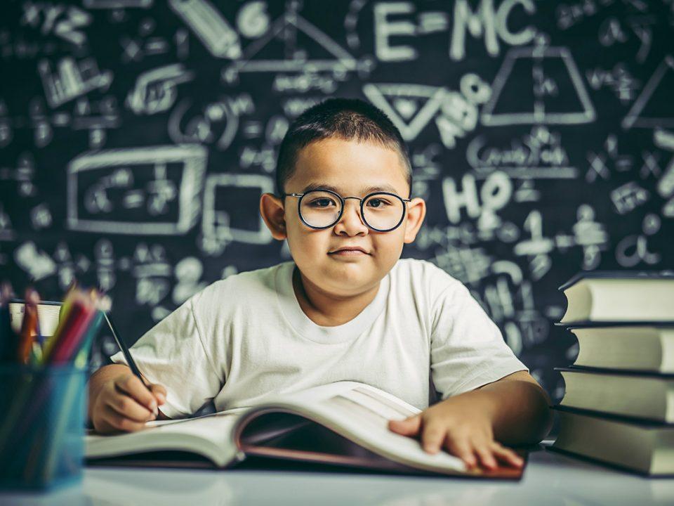 Tanda Anak Cerdas