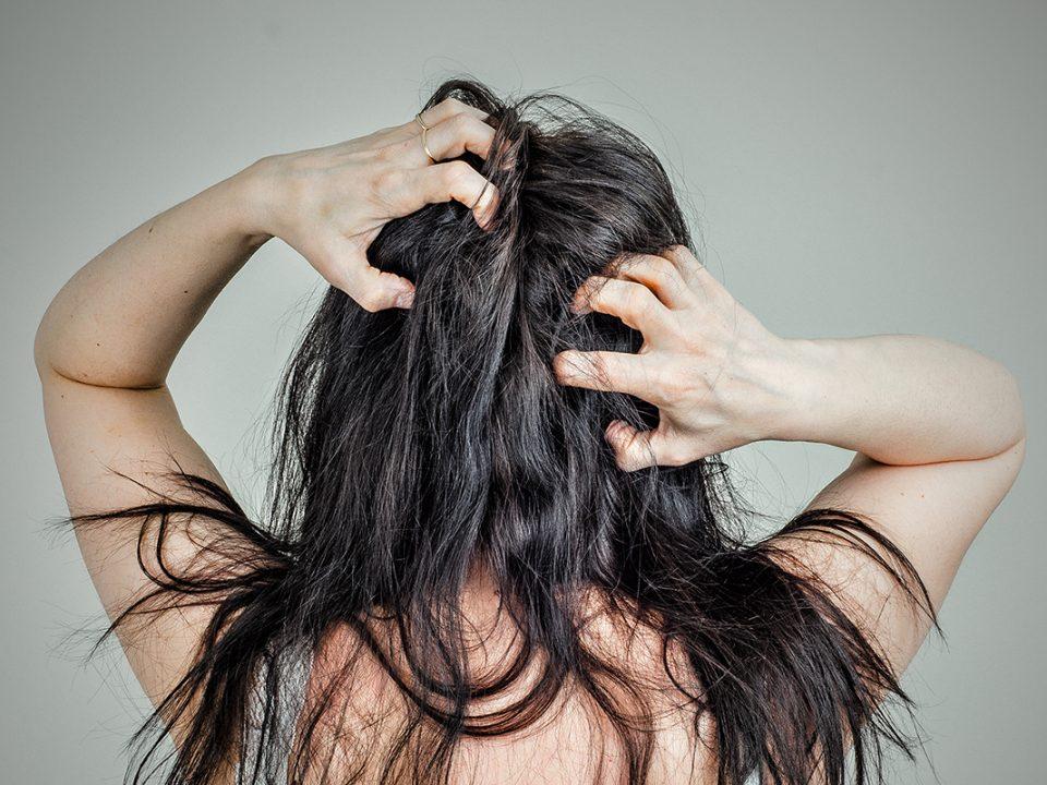 Menghilangkan Kutu Rambut