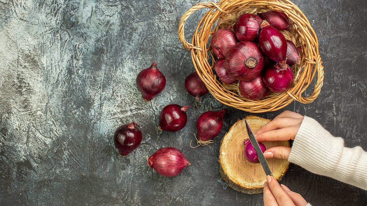 Cara Menyimpan Bawang Merah