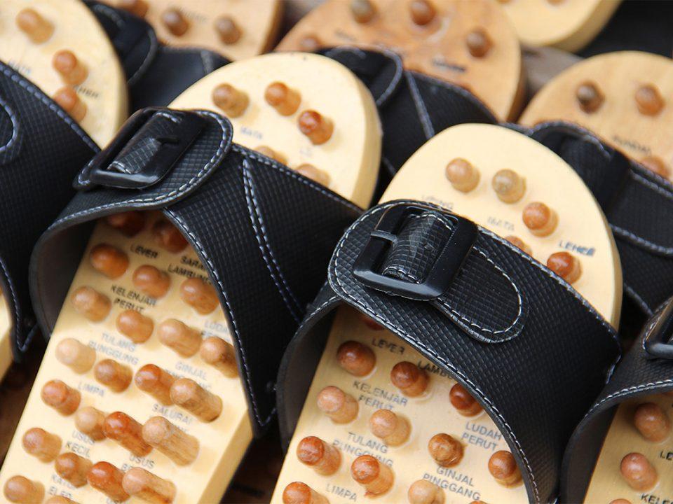 Manfaat Sandal Refleksi