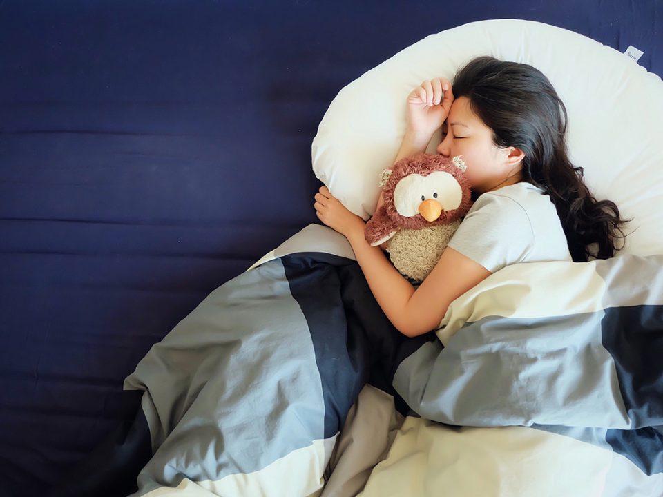Tidur Saat Puasa
