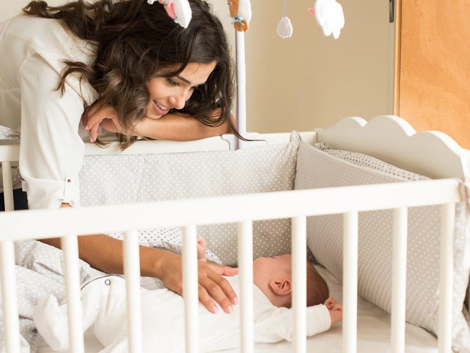 Cara Menidurkan Bayi