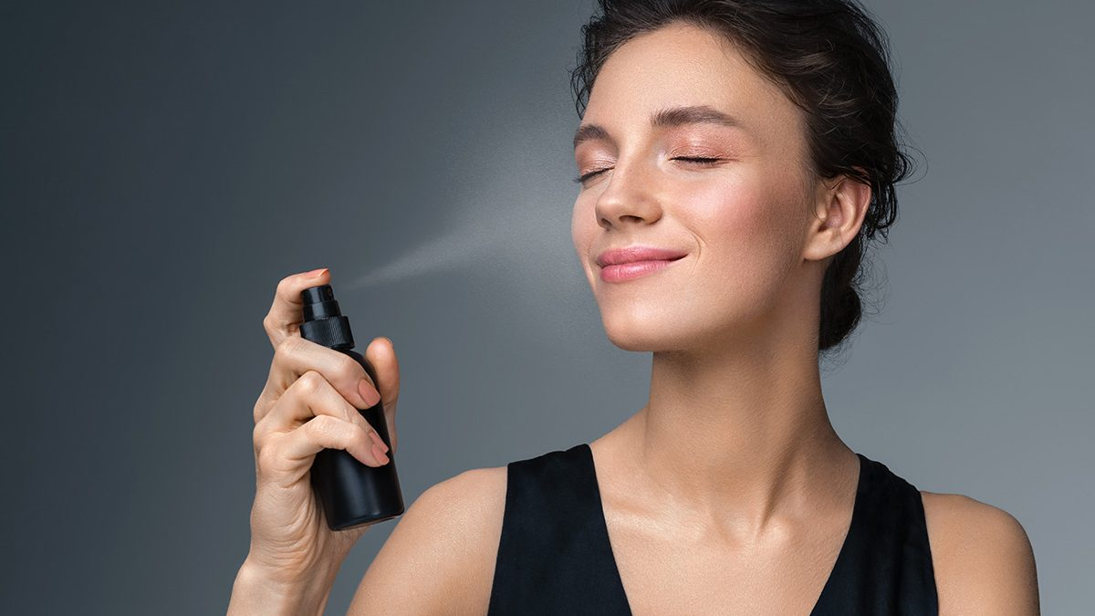 Manfaat Setting Spray