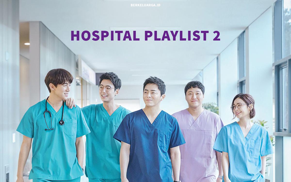 Drama Korea Juni Hospital Playlist 2