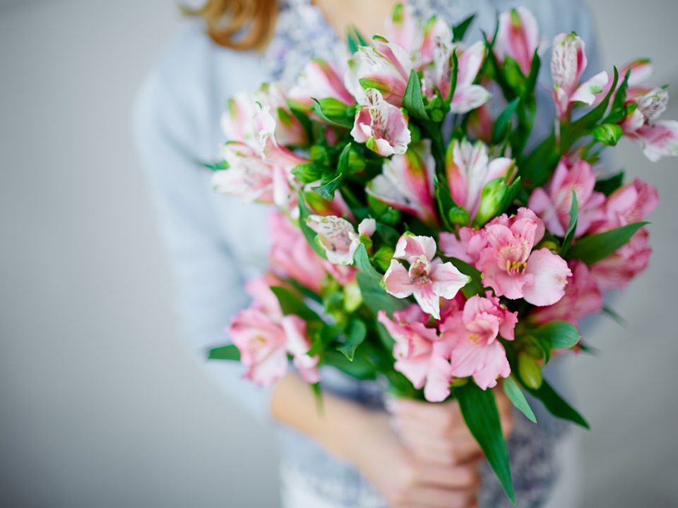Bunga Tanda Cinta