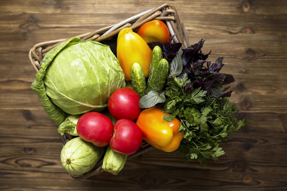 Sayuran merupakan makanan anak cerdas