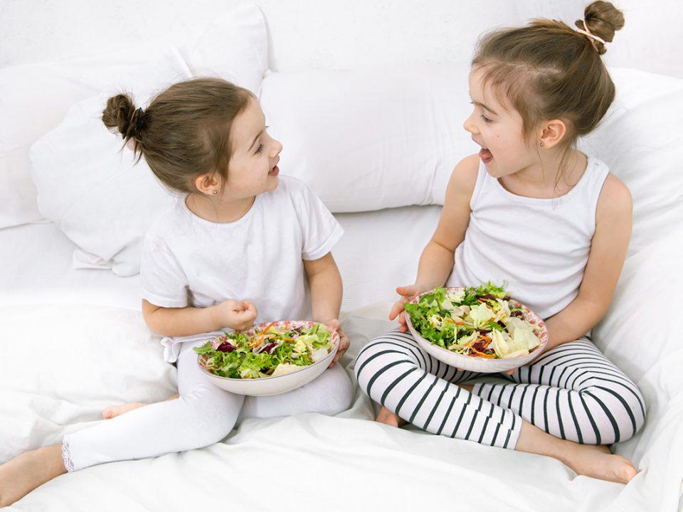 Makanan anak cerdas