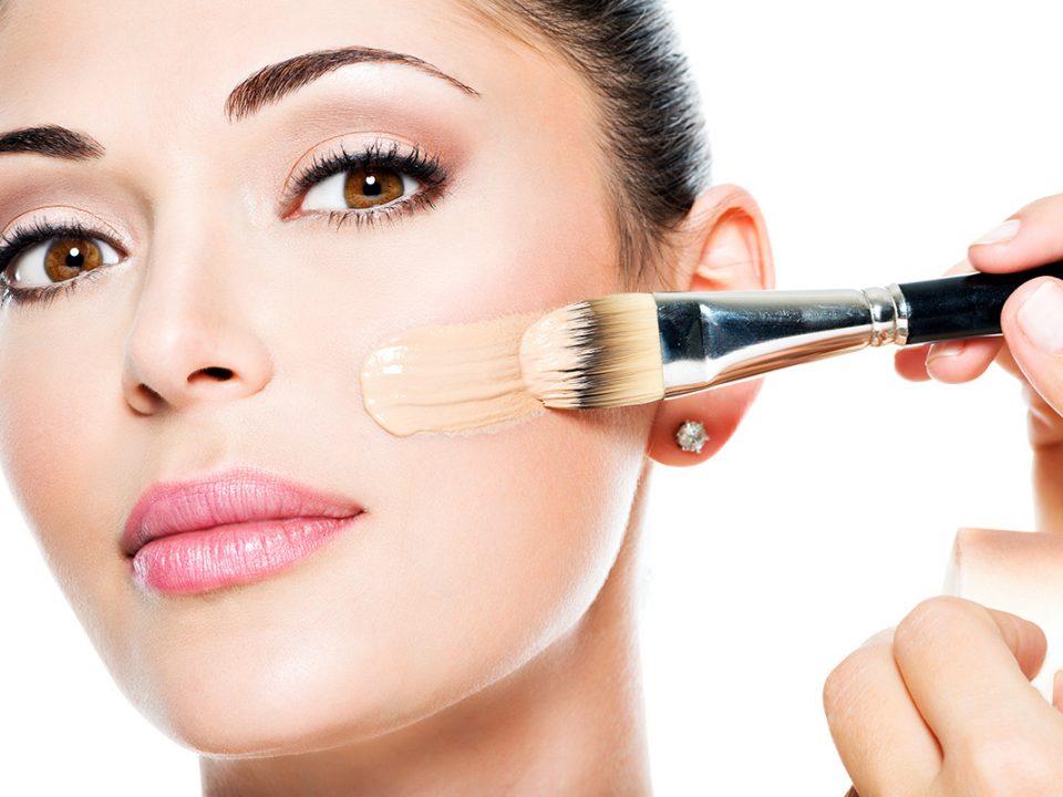 Makeup Kulit Berjerawat