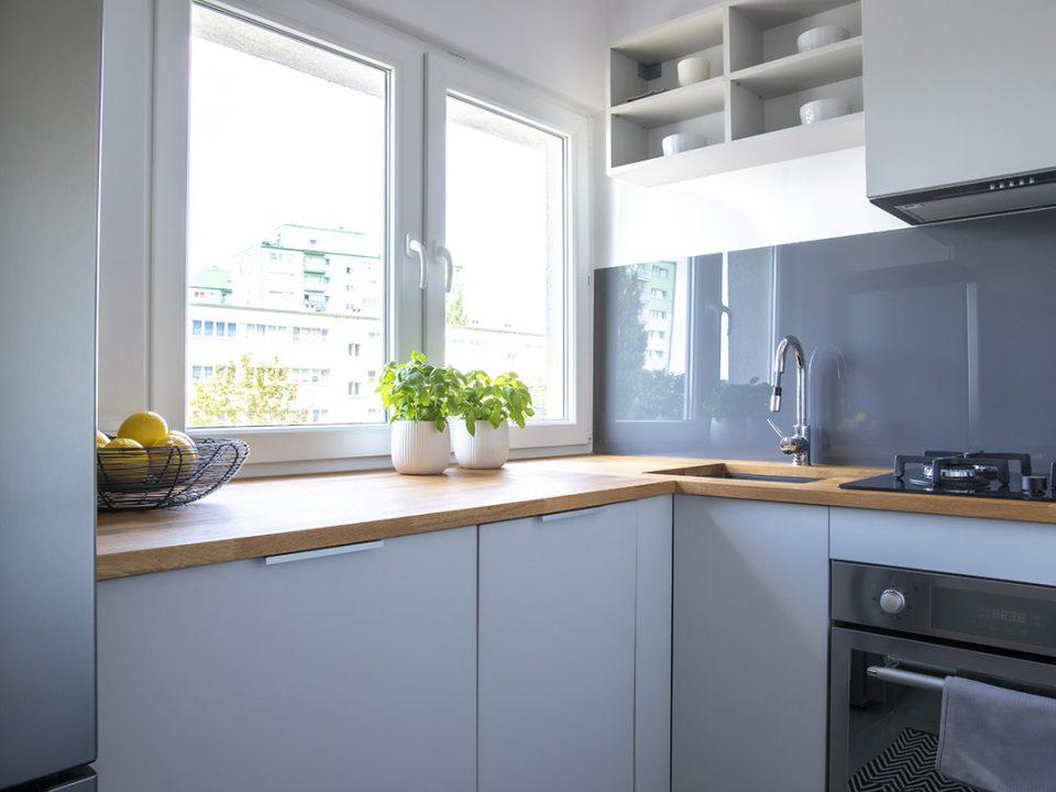 Dapur Minimalis 2x2
