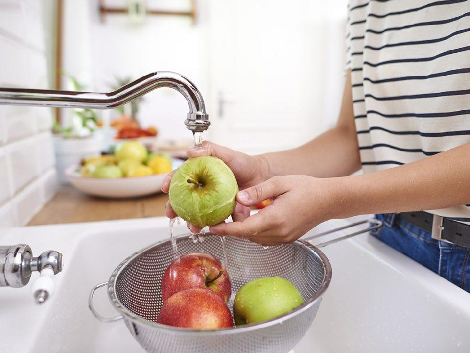 Cara Mencuci Buah