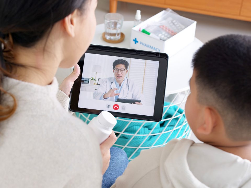 Aplikasi konsultasi dokter