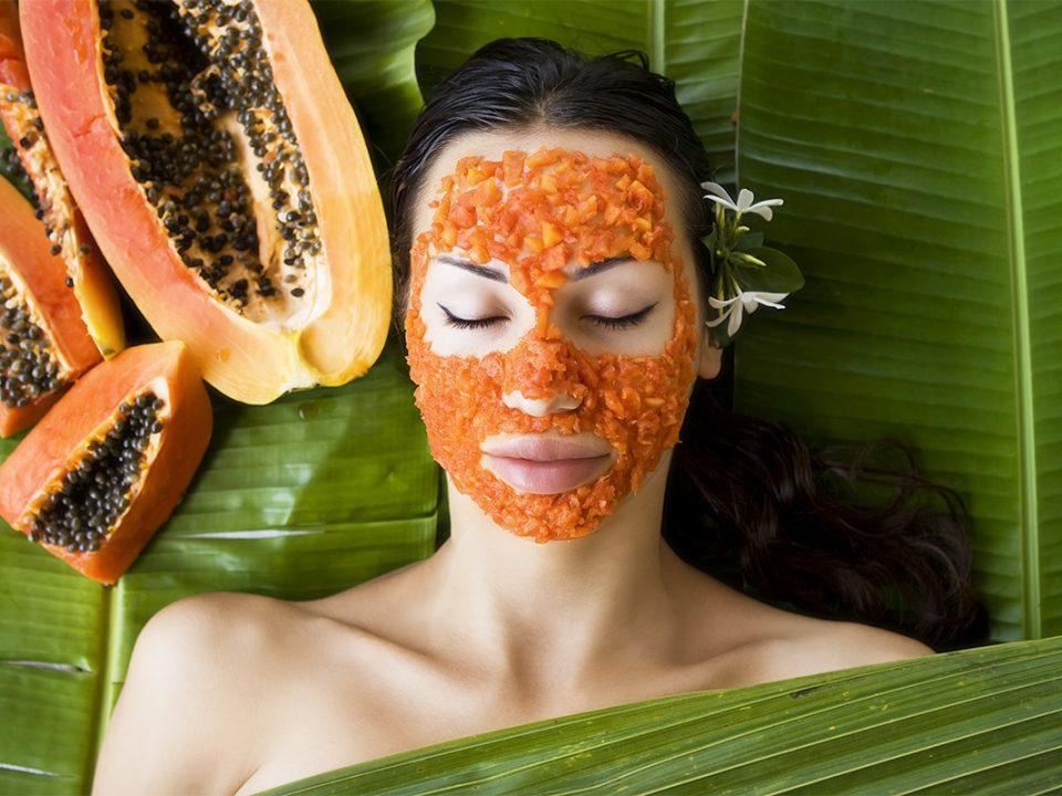 Manfaat Masker Pepaya