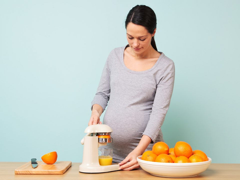 Jus Untuk Ibu Hamil