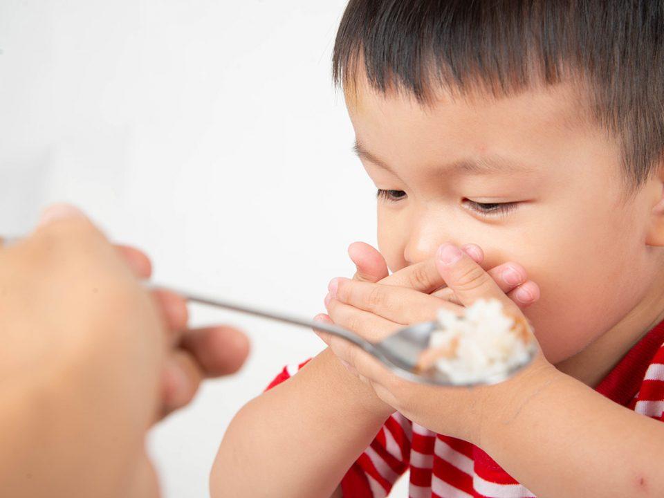 Penyebab anak susah makan