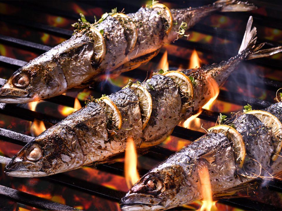 Ikan Enak Dibakar