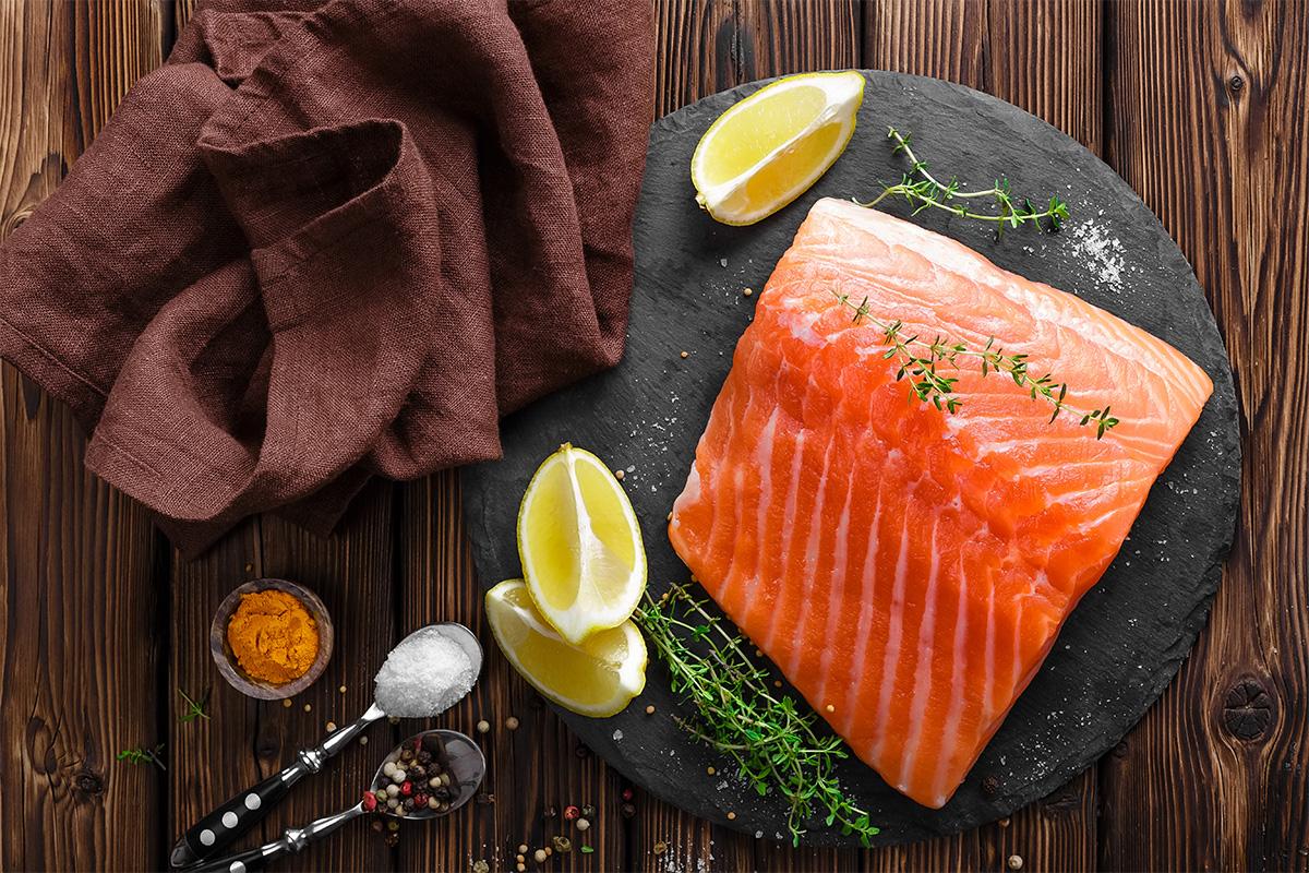 salmon untuk ibu hamil muda