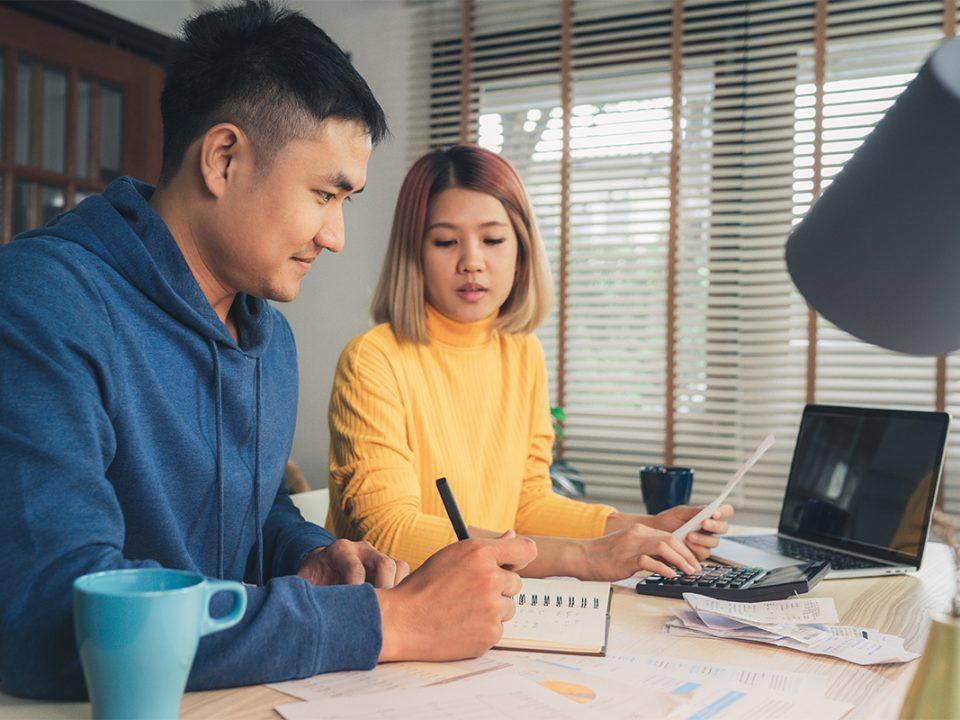 Manfaat Mencatat Keuangan
