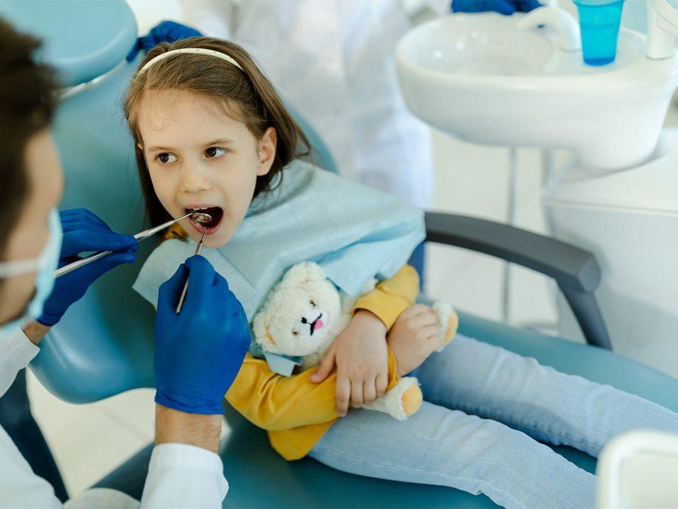 Anak Takut Dokter Gigi