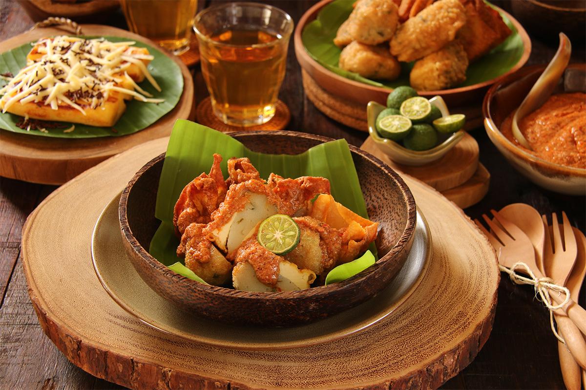 Cuanki dan Batagor kuliner di Bandung