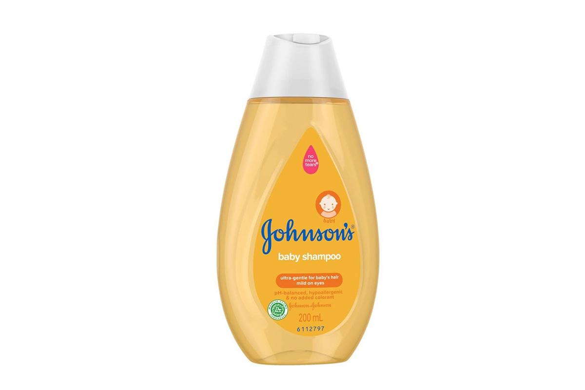 Johnson Baby Shampoo