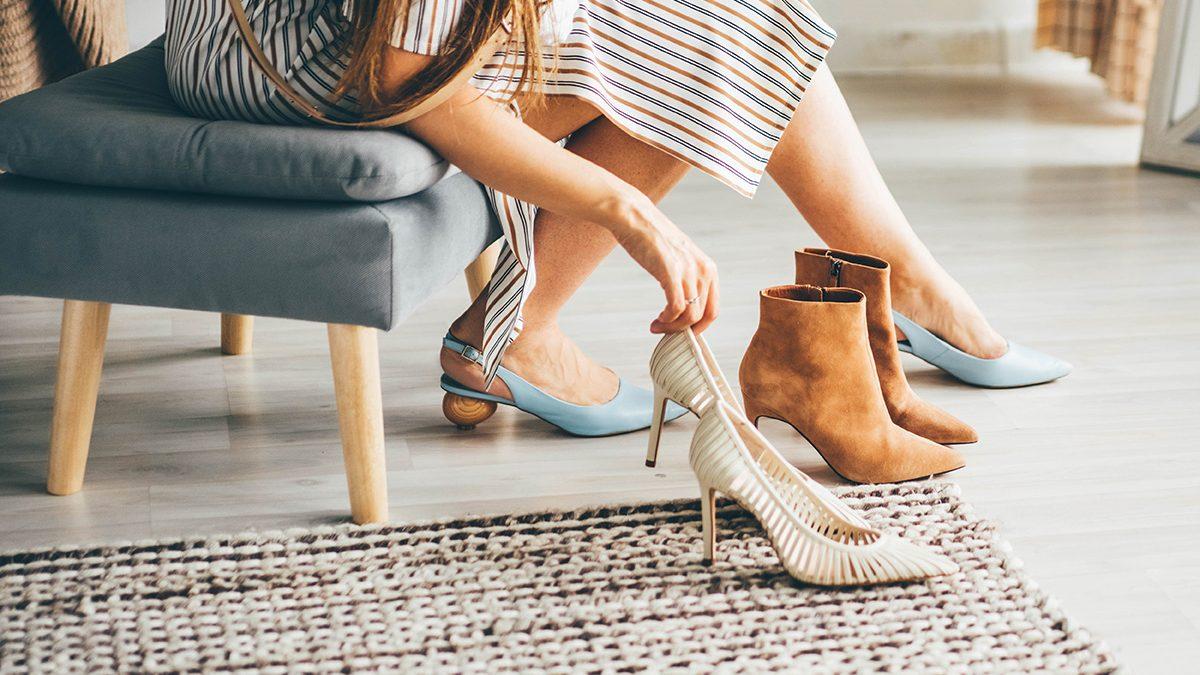 Sepatu Lokal Wanita