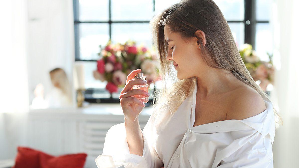 Cara Memakai Parfum