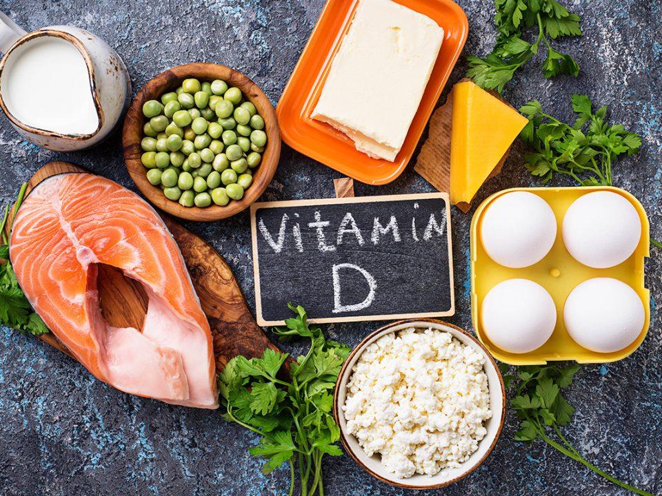 Makanan vitamin D