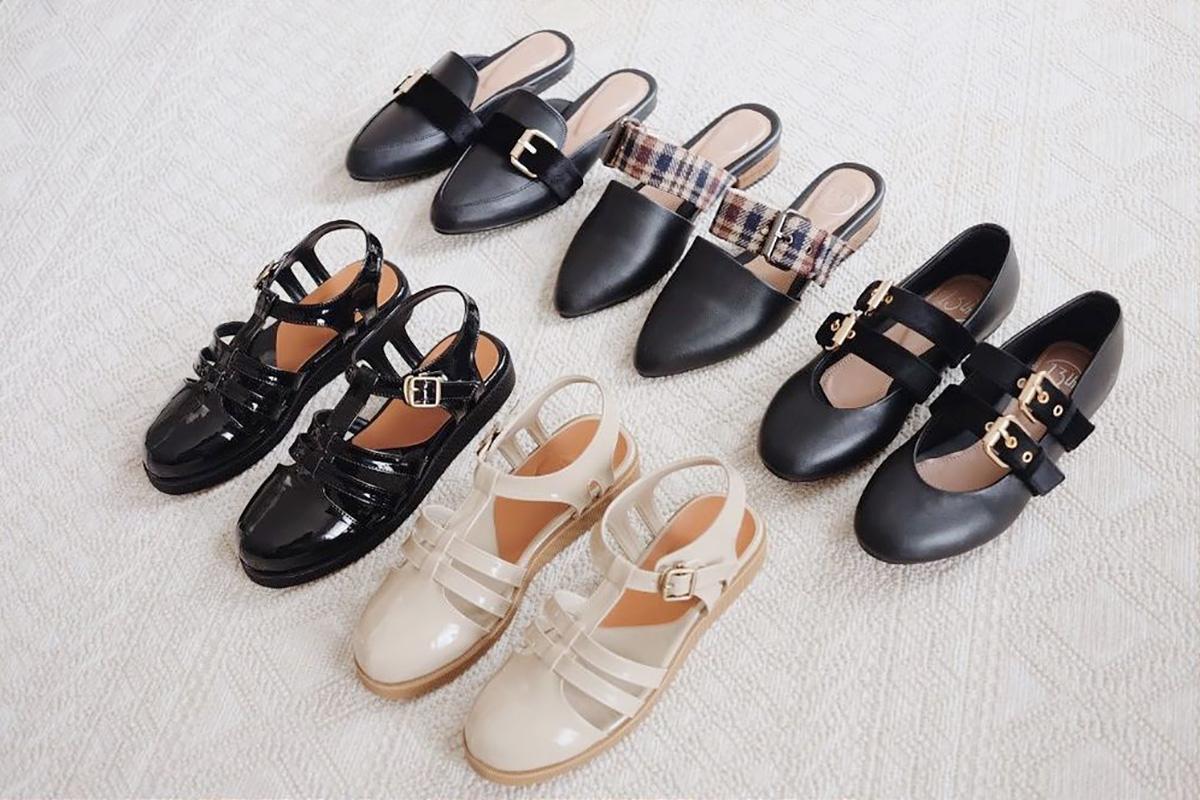 Sepatu Lokal Wanita 13th Shoes
