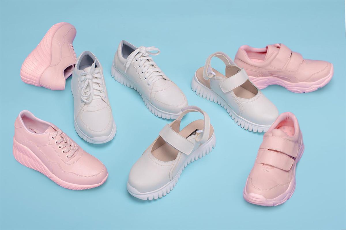 Sepatu Lokal Wanita Adorable Projects