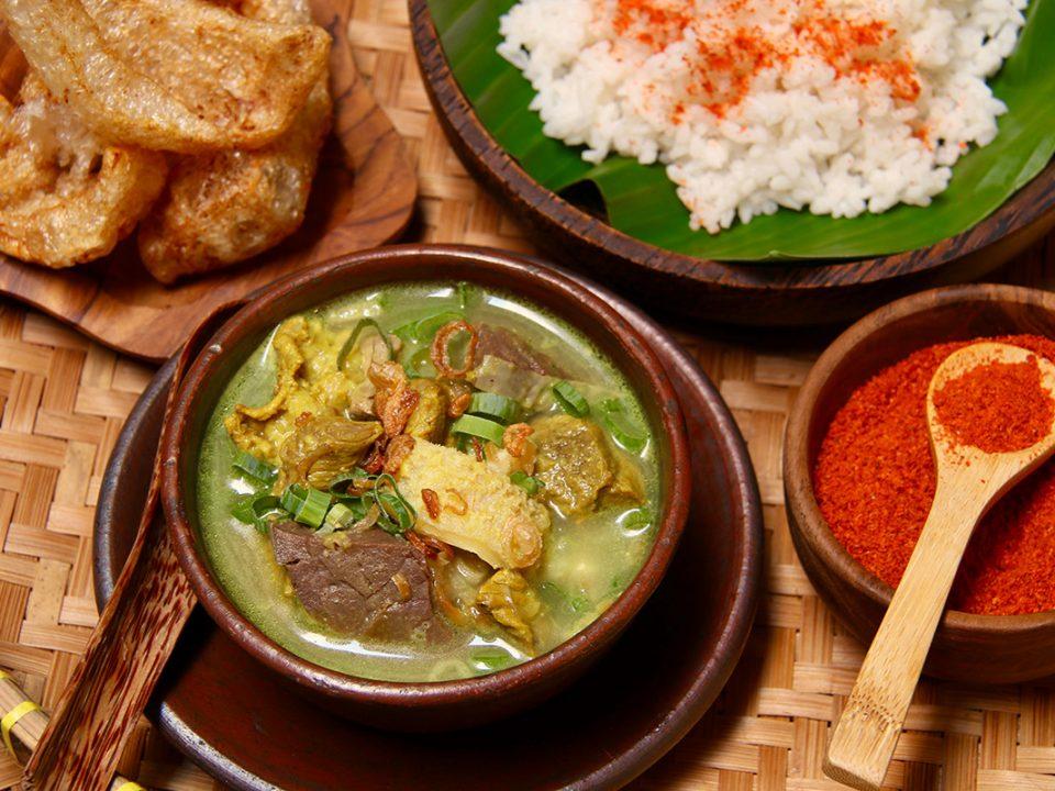 Empal Gentong makanan khas Sunda